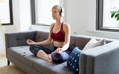Vibrations et musique amplifient les bienfaits du yoga